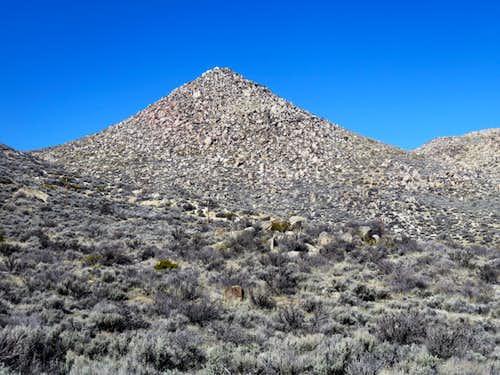 Rocky Point on hillside