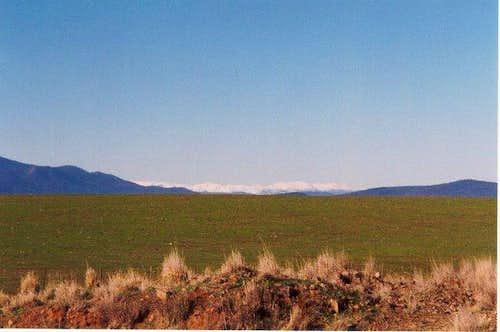 Australian Alps - Mount...