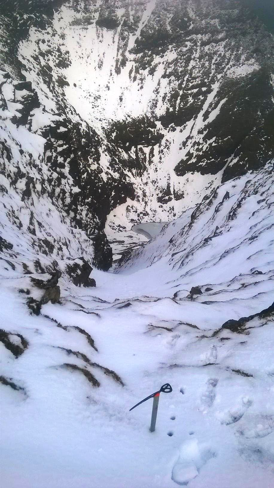 North Gullies Winter