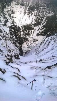 Curved Gully