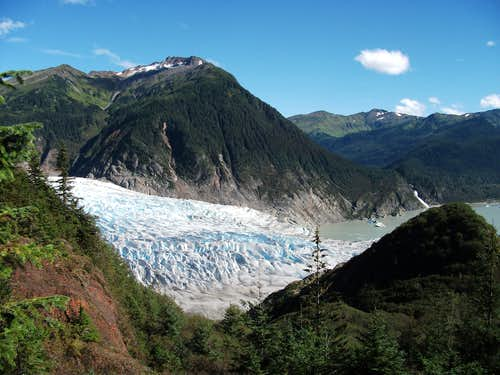 Bullard from West Glacier