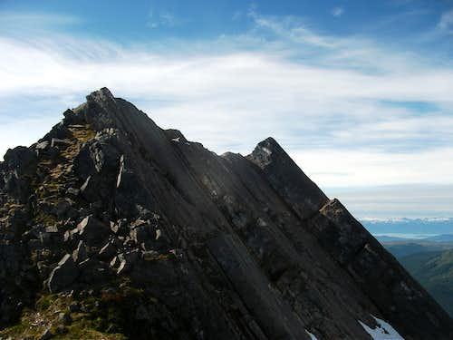 Bullard Summit Ridge