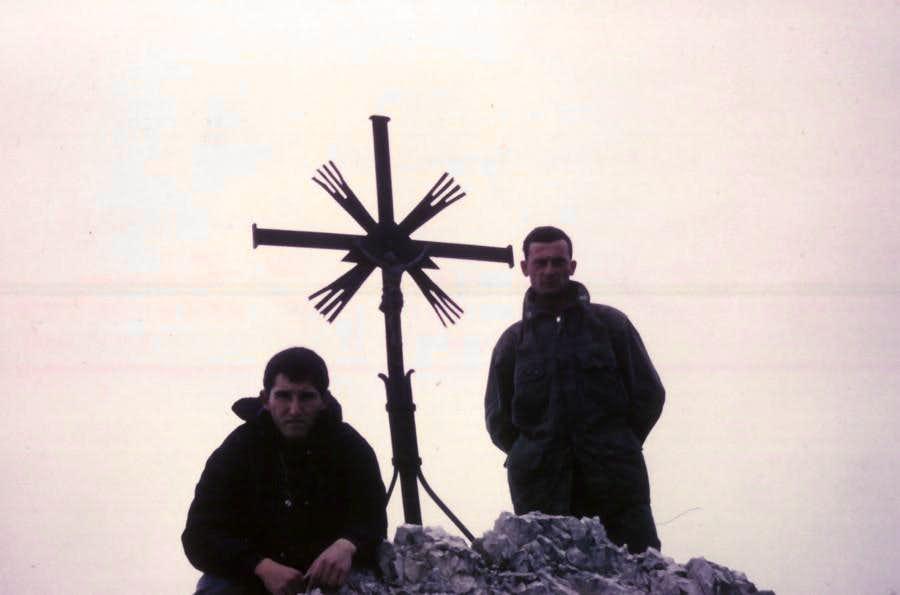 A Long Journey Military On Cima Grande Lavaredo 1968