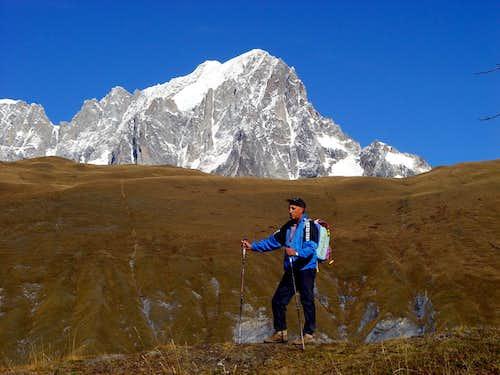 Western Val Sapin Wandering on Mont de la Saxe 2002