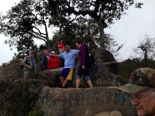 OSAT atop San Pedro
