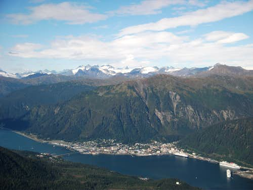 Juneau Area Mountains