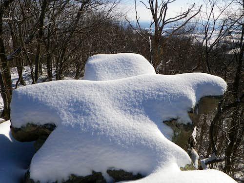 Summit Snowman