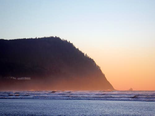 Towering Tillamook Head