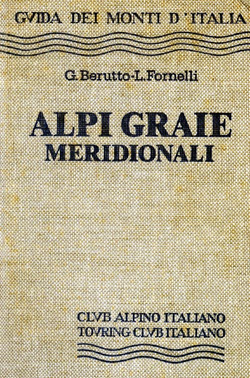Alpi Graie Meridionali guidebook