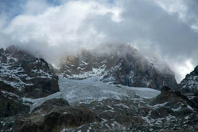 Glacier du Vallon de la...