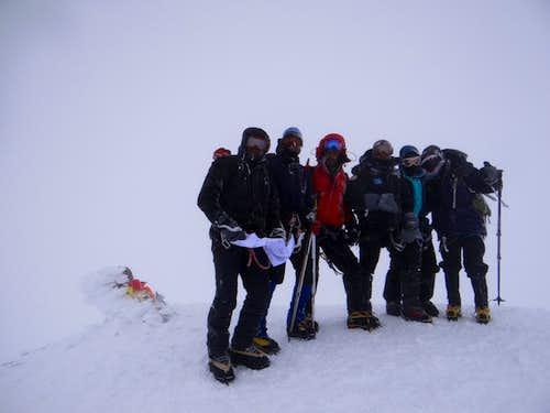 Mt. Elbrus Summit picture