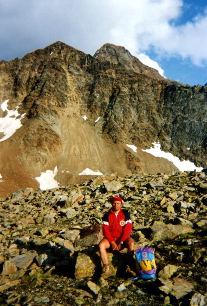Mont Valaisan or ... Northwestern & Western Faces 1993