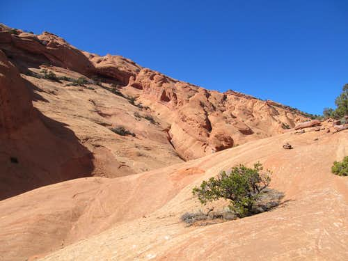 view of the redrock scales