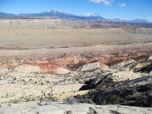 Pennell from Upper Muley