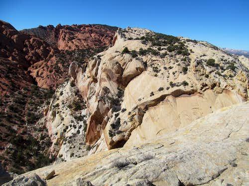Upper Muley Twist Canyon