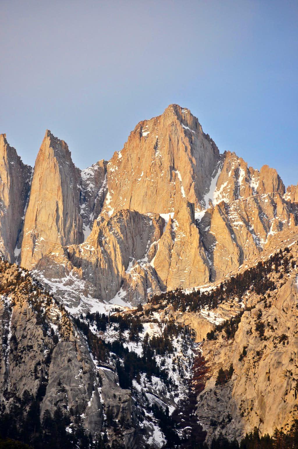 Mount Whitney...