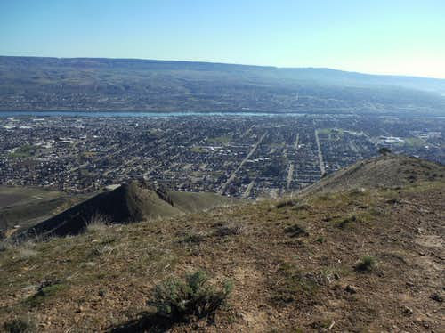 Wenatchee and Castle Rock
