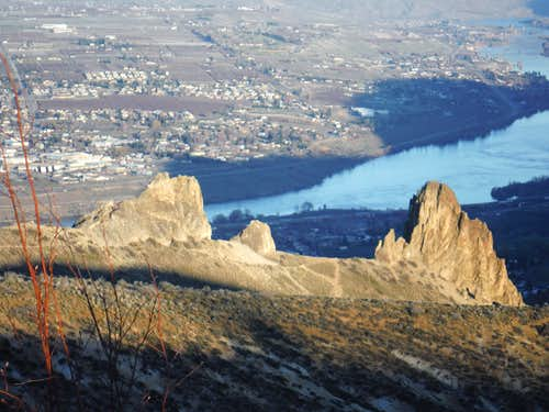 Saddle Rock Mountain