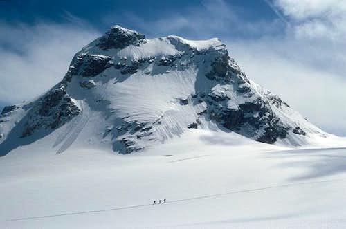 Val di Rhêmes Ski Route ....