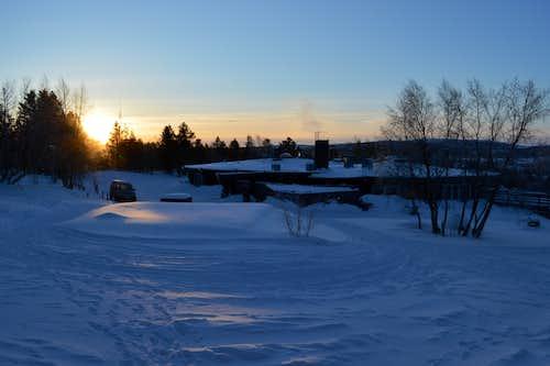 Davvi Arctic Lodge