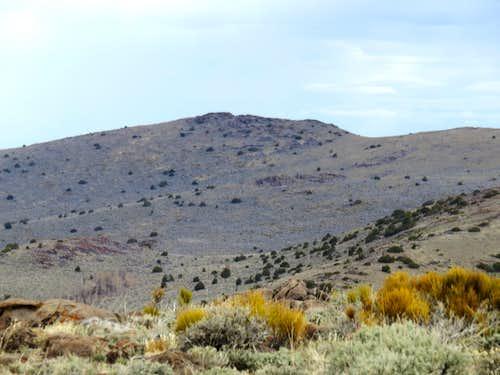 North Pond Peak 7,919'