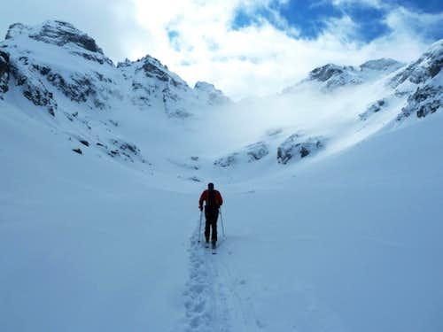On the trail again - Malyovitza winter ski