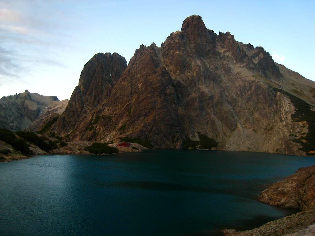Laguna Negra and Cerro Negro