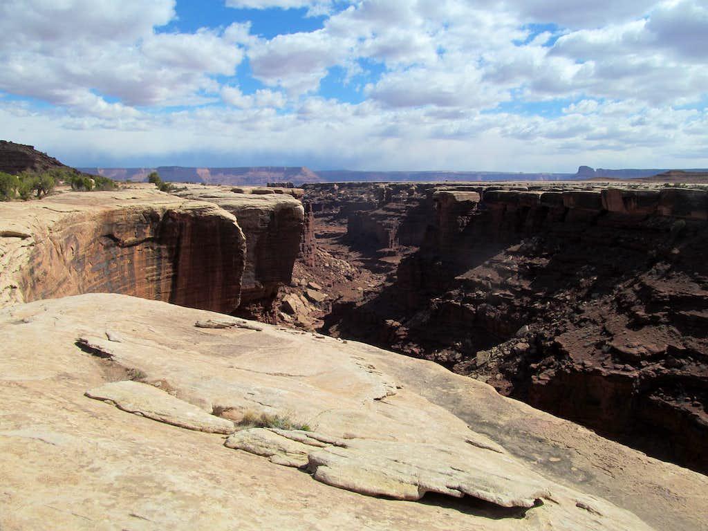Gooseberry Canyon