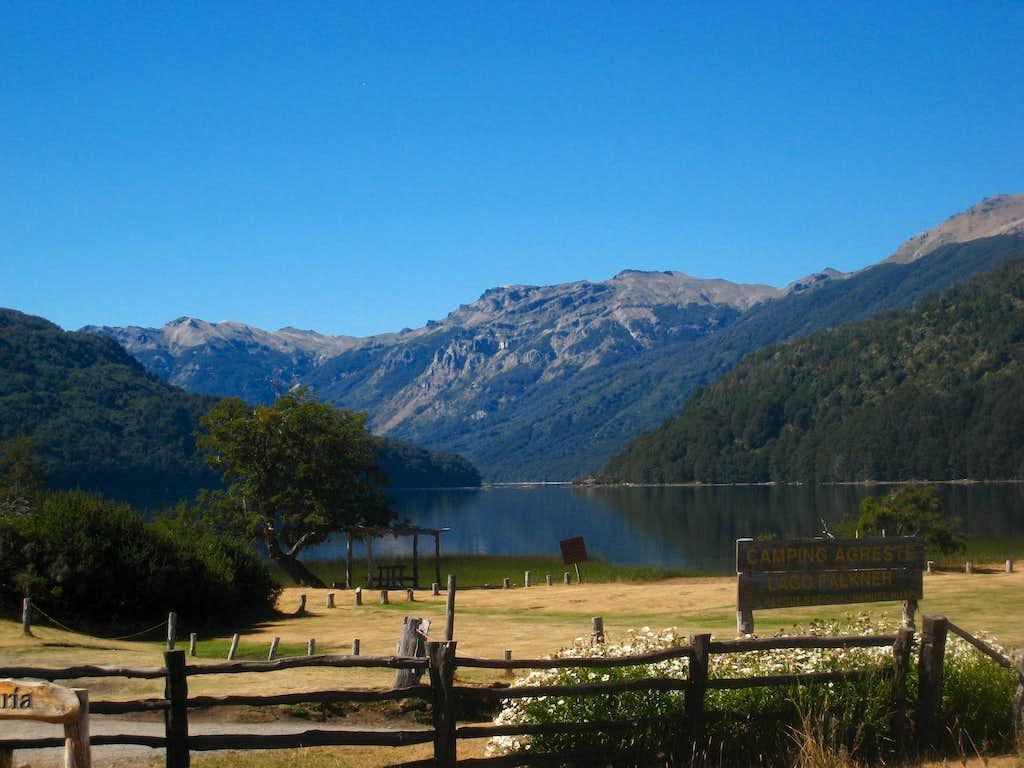 Views from the bus to Villa La Angstura