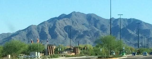San Tan Mountain (San Tan High Point)