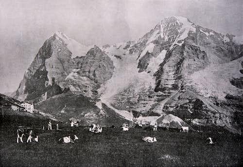 Eiger - Mönch