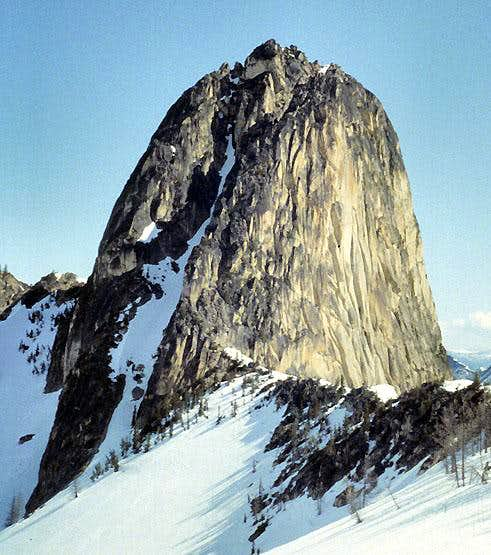 South Early Winters Spire from the south