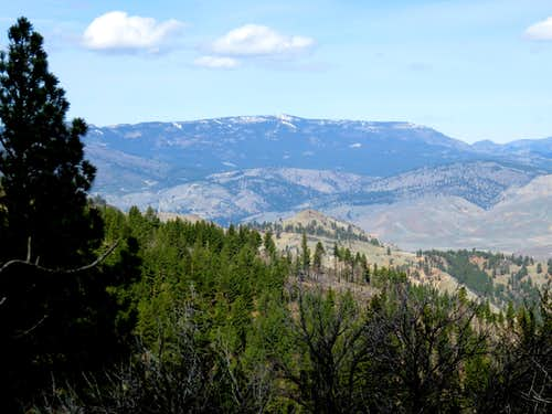 Babbitt Peak