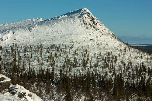 Mt.Korvatunturi