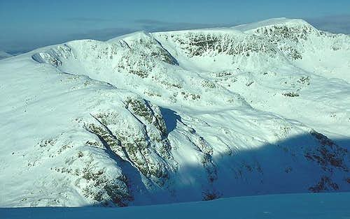 The Helvellyn Range from...