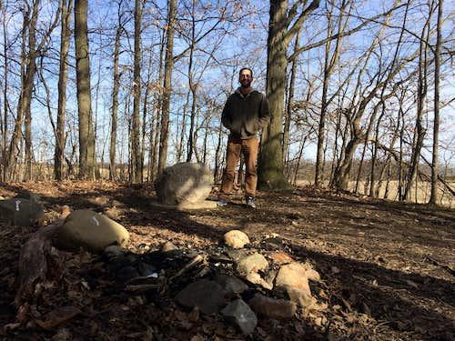 Indiana: Flatland highpointing