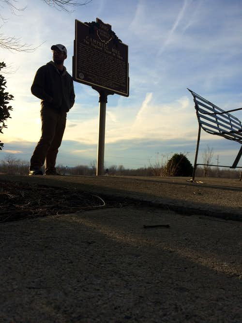 Ohio: Flatland Highpointing