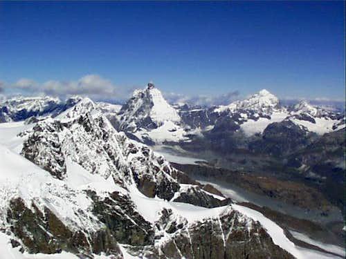Matterhorn typically