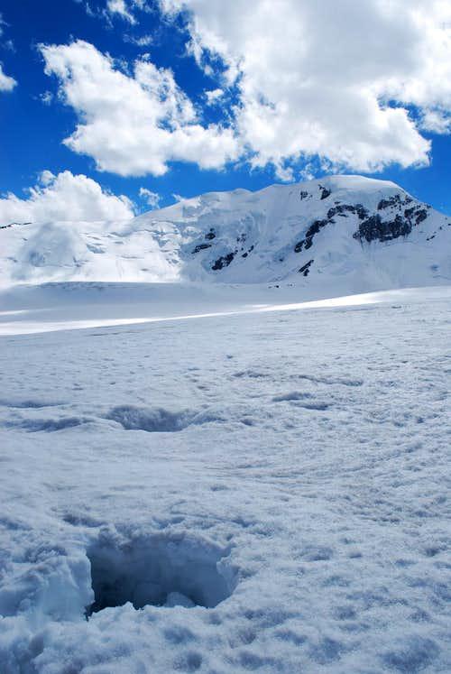 The Potanin Glacier