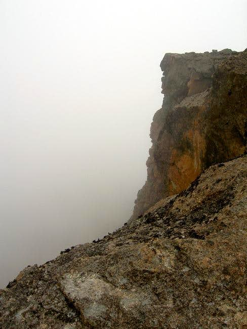 The top of Lava Tower as the...