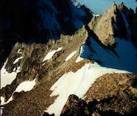 South Ridge of Pic Coolidge