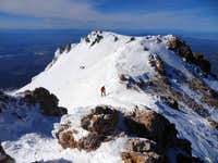 Mt Shasta, the Summit