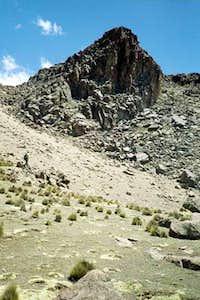 Cerro Masoni, Cordillera de...