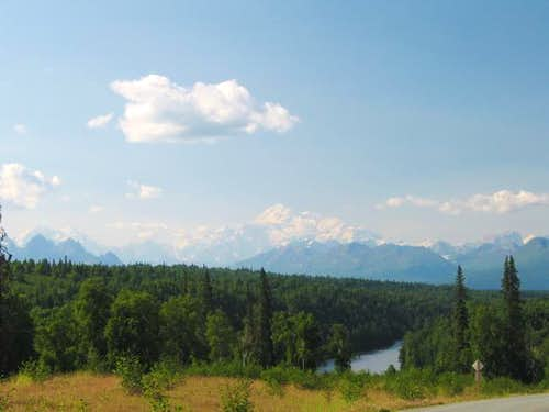 Denali and Foraker (Foraker...