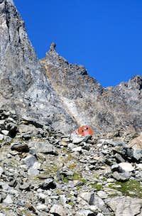 Gran Paradiso GROUP: in view of <br>Antoldi - Malvezzi fixed bivouac <i>2920m</i>