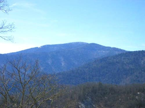 Clingman\'s Dome, March 06,...