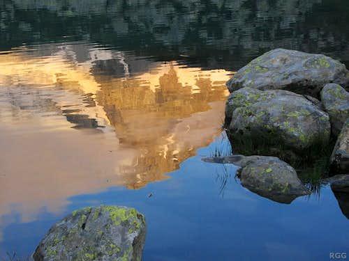 Hochgall reflection