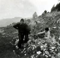 Aosta / 4a How to spend a wild Sunday to Viou 1965