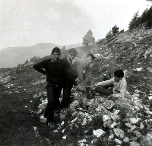 Aosta / 4a How to spend a wild Sunday to Viou 1965