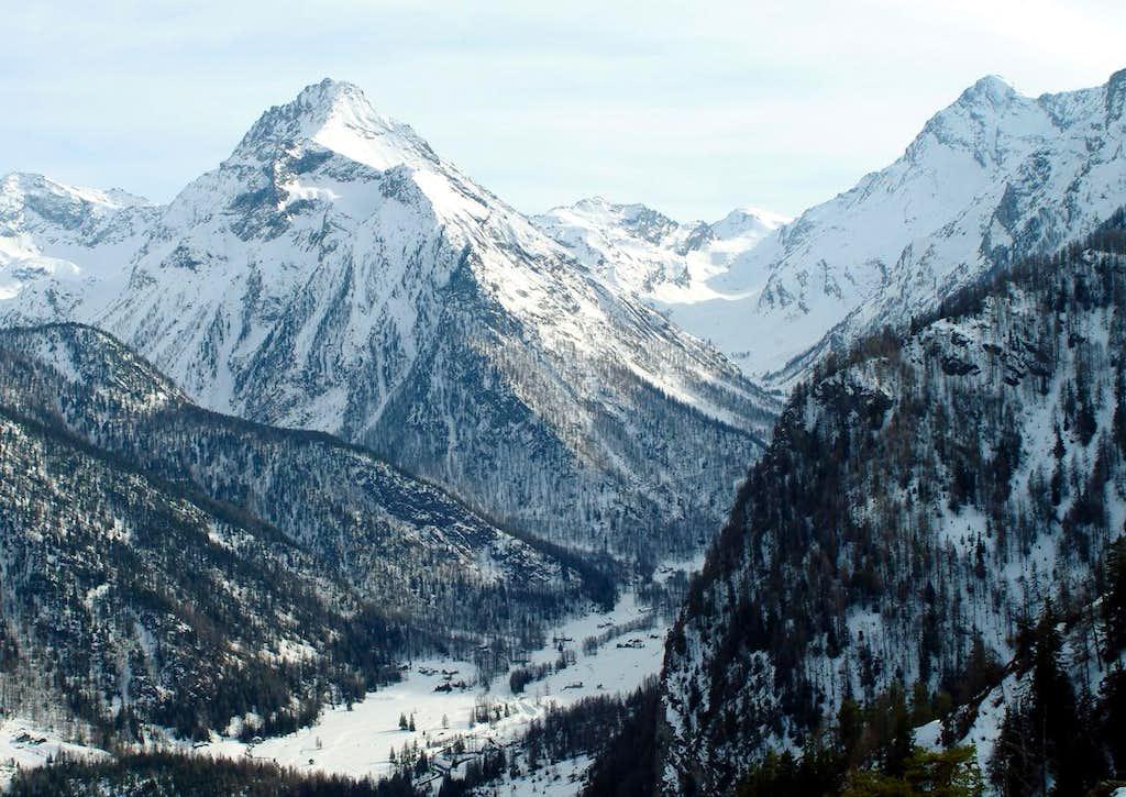 La Torrasse Clavalité Vallon by the Summit 2004